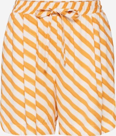 NÜMPH Nohavice 'NUBRENDA' - oranžová / biela, Produkt