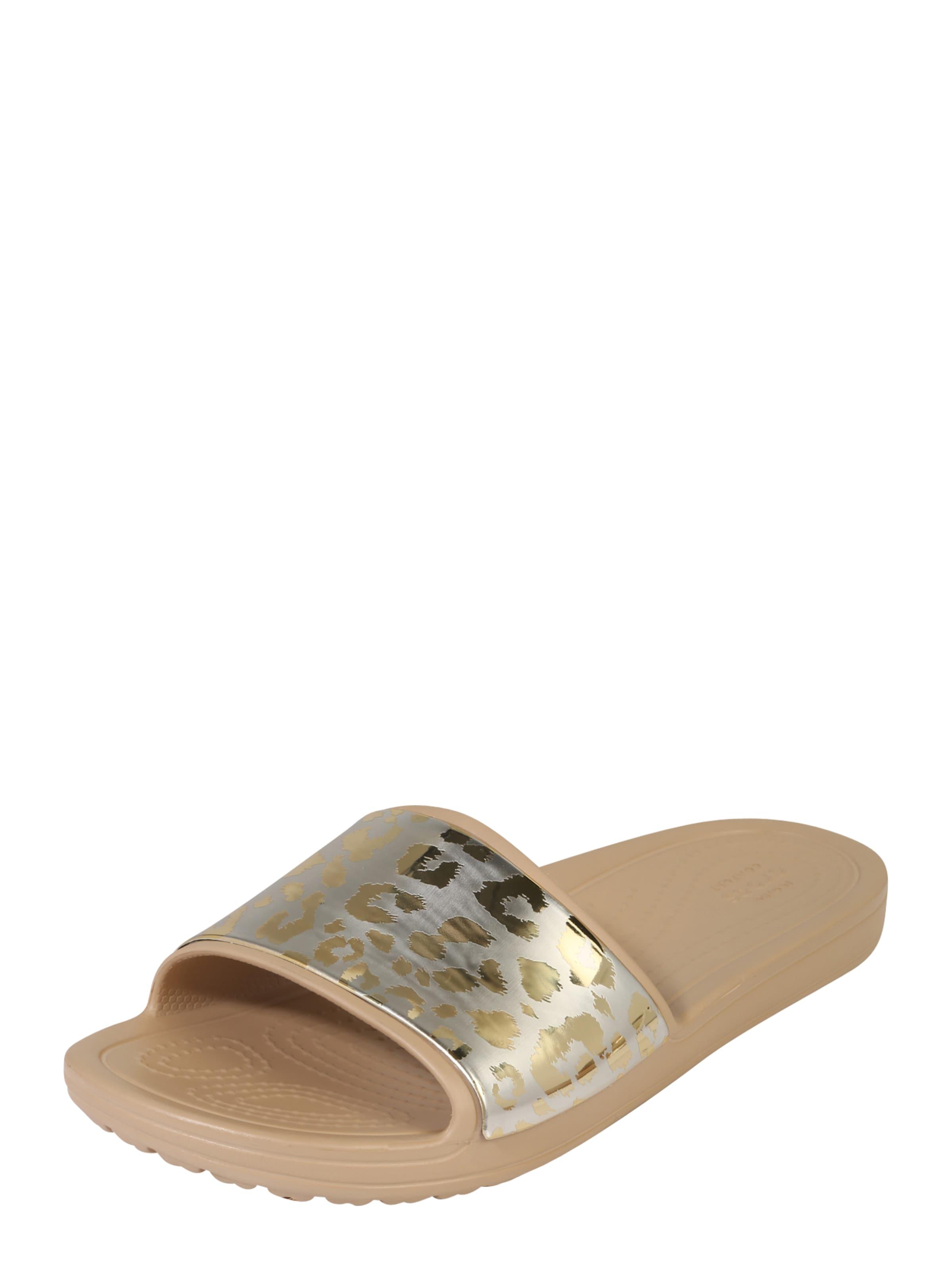 Crocs Pantolette Sloane Verschleißfeste billige Schuhe
