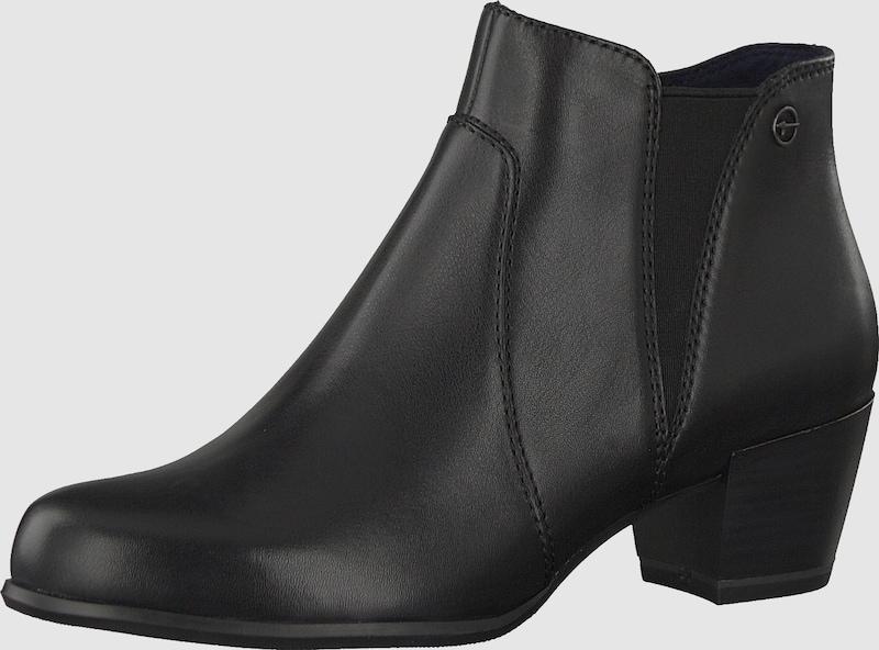 TAMARIS Ancle Stiefel elegant Leder Billige Herren- und Damenschuhe