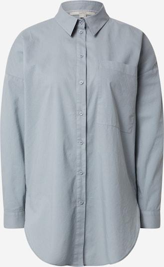ESPRIT Bluse in blau / grau, Produktansicht