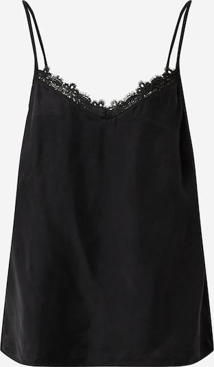 VILA Top 'KALIA' in schwarz, Produktansicht