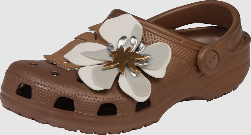 Crocs | Halbschuh 'Classic Botanical'