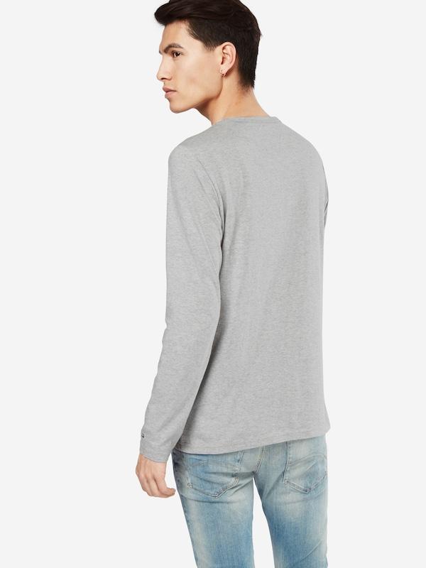 Tommy Jeans Shirt 'THDM BASIC CN T-SHIRT L/S 11'