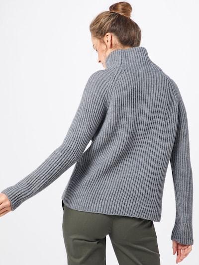 Megztinis 'ARWEN' iš DRYKORN , spalva - pilka: Vaizdas iš galinės pusės