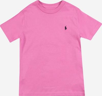 POLO RALPH LAUREN Shirt 'SS CN-TOPS' in rosa, Produktansicht