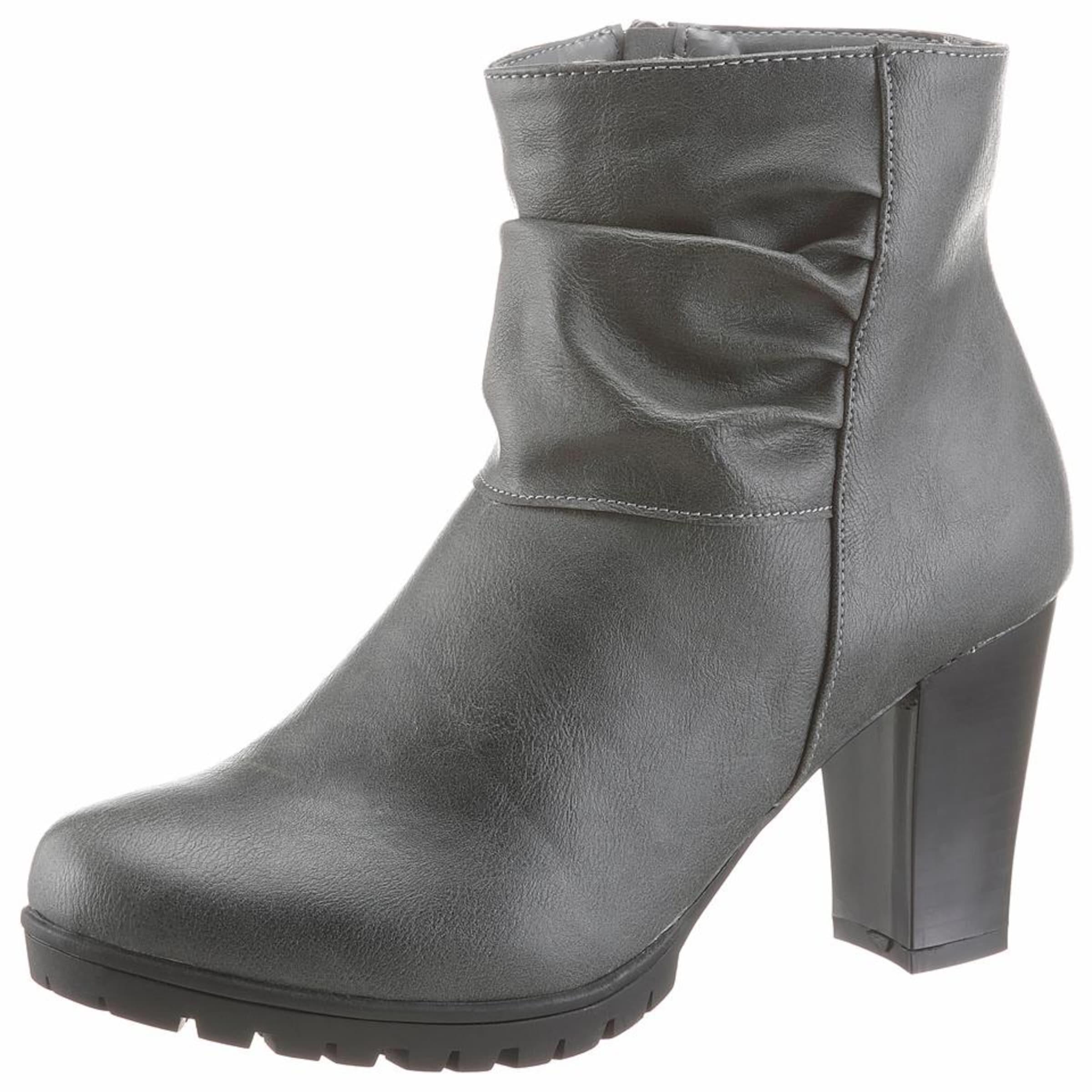 CITY WALK Stiefelette Verschleißfeste billige Schuhe