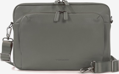 TUCANO Aktentasche Leather bag in grau, Produktansicht