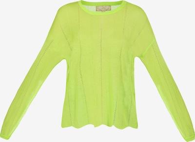 MYMO Pullover in kiwi, Produktansicht