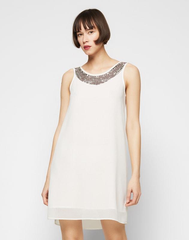DREIMASTER Kleid mit Glitzer