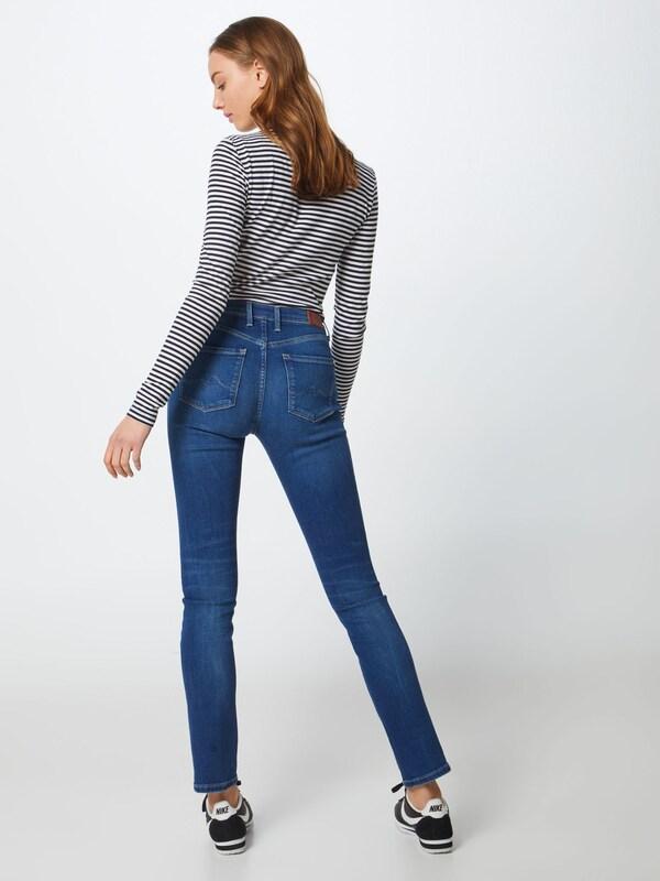 Pepe 'victoria' En Denim Jeans Jean Bleu tdCQrshx