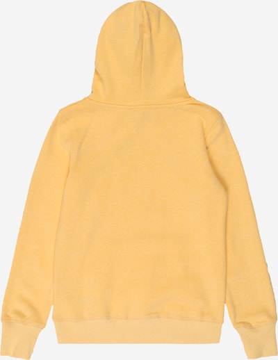 REVIEW FOR TEENS Hoodie 'TG-19-S703' in beige / pastellgelb: Rückansicht