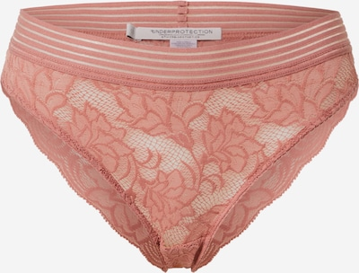 Underprotection Slip 'Gilda Briefs' in de kleur Nude, Productweergave