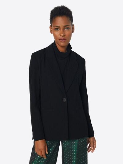 Blazer švarkas 'Kendrick' iš modström , spalva - juoda, Modelio vaizdas