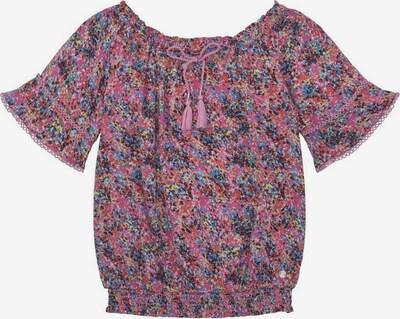 TOM TAILOR Bluse in mischfarben / pink, Produktansicht