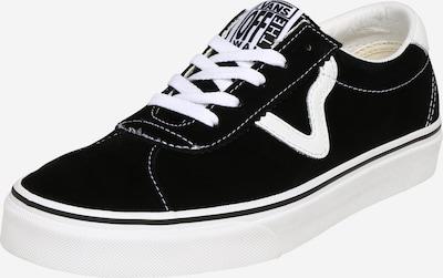 VANS Sneakers laag 'Sport' in de kleur Zwart / Wit: Vooraanzicht