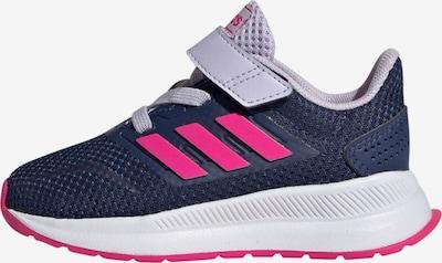 ADIDAS PERFORMANCE Sportschuh in dunkelblau / pink, Produktansicht