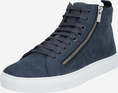 HUGO Sneaker 'Futurism_Hito_nuzp1' in dunkelblau, Produktansicht