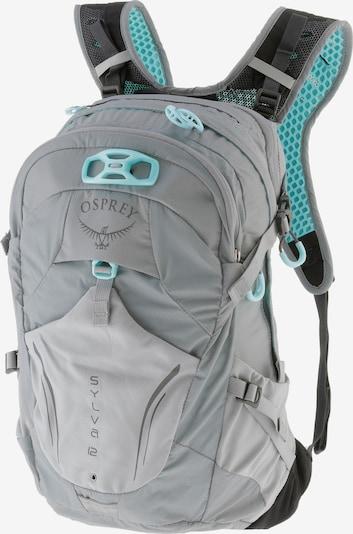 Osprey Fahrradrucksack 'Sylva 12' in grau, Produktansicht