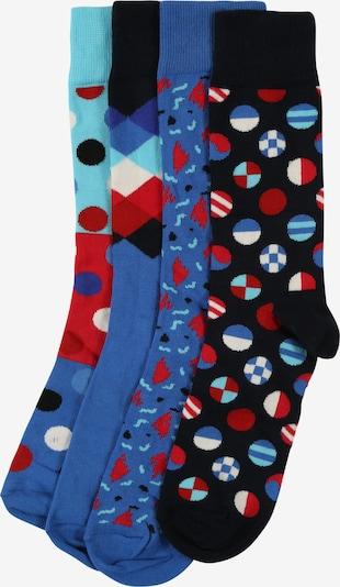 Happy Socks Sokken 'Navy Gift Box' in de kleur Gemengde kleuren, Productweergave