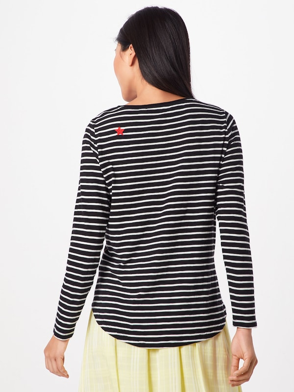 En Red T S NoirBlanc shirt oliver Label y6f7gb
