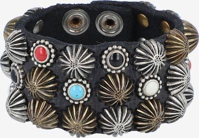 Campomaggi Armband in de kleur Gemengde kleuren / Zwart, Productweergave