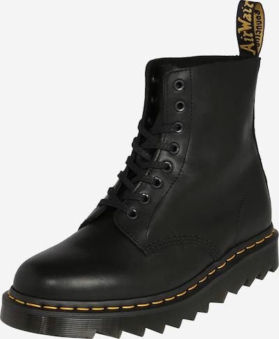 Dr. Martens Škornji z vezalkami 'Pascal Ziggy' | črna barva, Prikaz izdelka