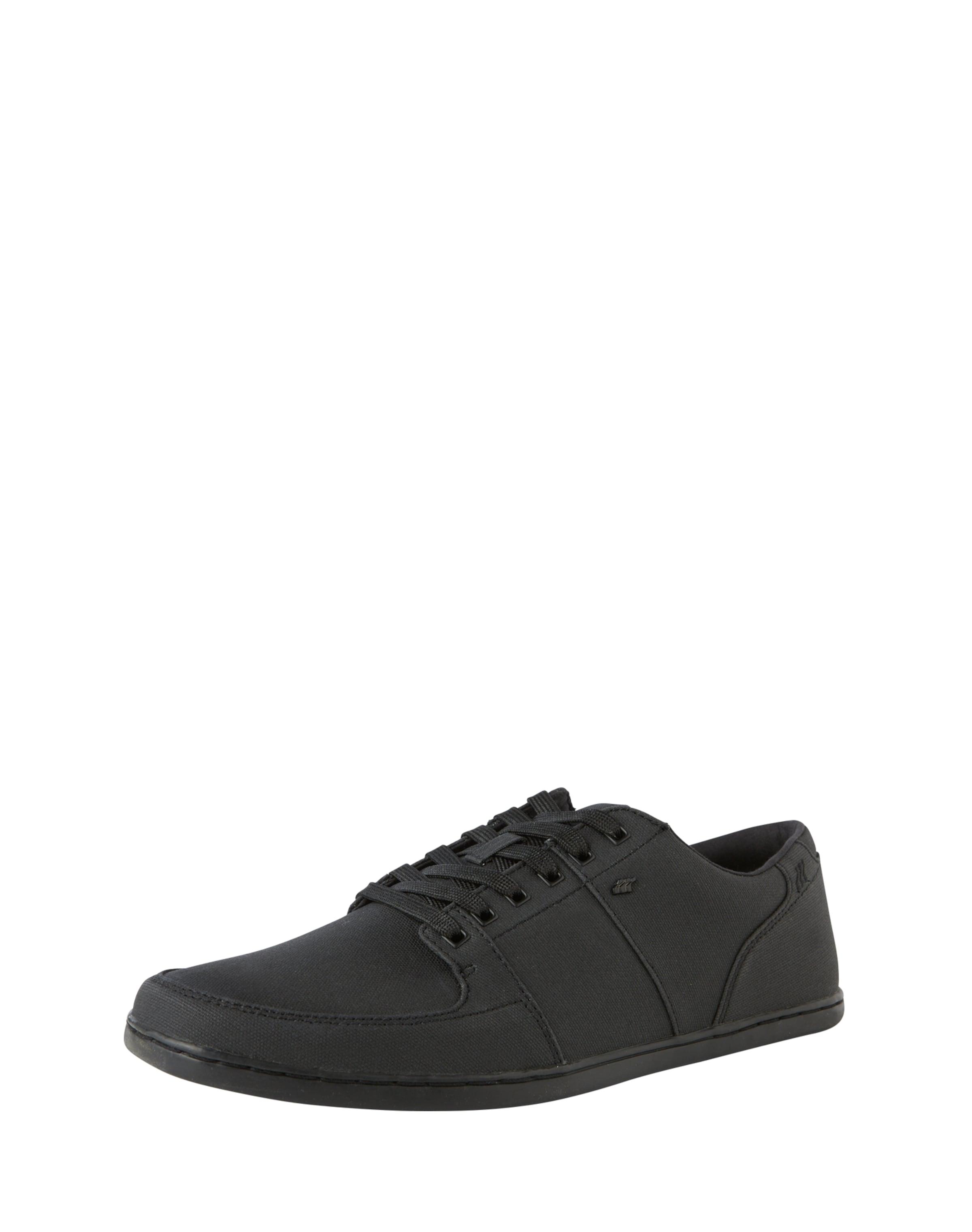 'spencer Icn Wxd Schwarz Boxfresh Sneaker In Cnvs' WD9HE2eYI