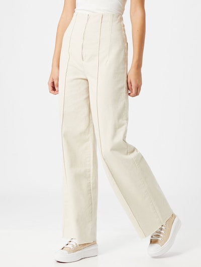 BDG Urban Outfitters Jeans 'Corset' in beige, Modelansicht