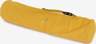 YOGISTAR.COM Yogatasche Basic - Zip - Extra Big - Cotton - 109 Cm in gelb, Produktansicht