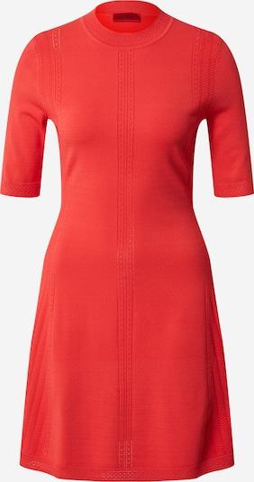 HUGO Robes en maille 'Shatha' en rouge, Vue avec produit