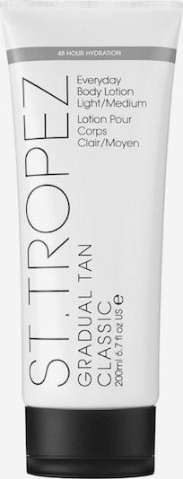 St.Tropez Selbstbräunungslotion 'Gradual Tan Classic' in weiß, Produktansicht