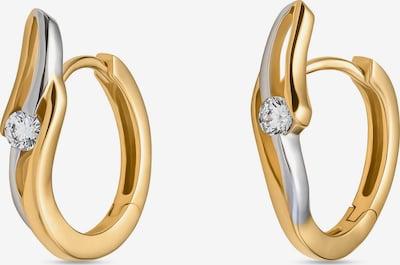 FAVS Creole in gold / silber / transparent, Produktansicht