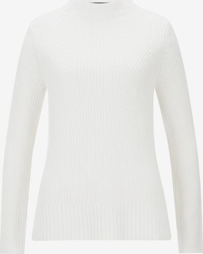 JOOP! Pullover ' Kisa ' in creme / weiß, Produktansicht