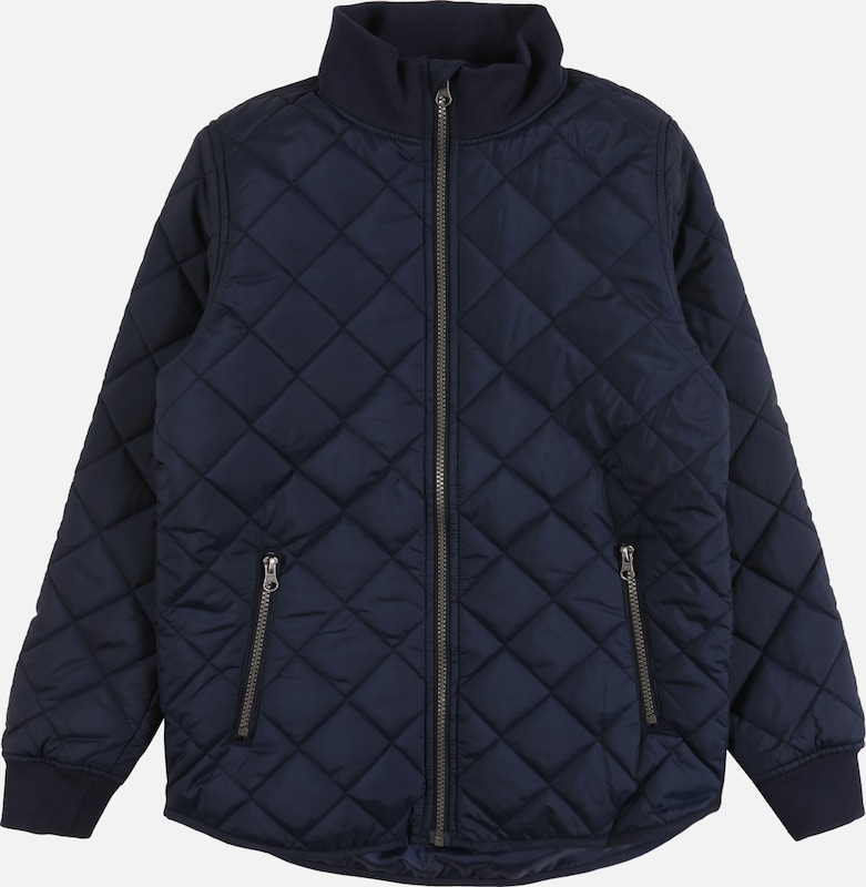 NAME IT Steppjacke in blau, Produktansicht
