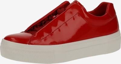 Legero Sneakers laag in de kleur Rood / Wit, Productweergave