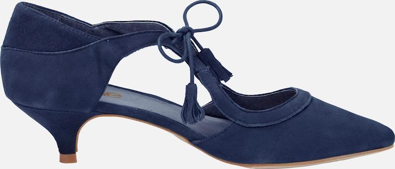 Haltbare Mode Schuhe billige Schuhe heine | Schnürpumps Schuhe Mode Gut getragene Schuhe 4b88ba