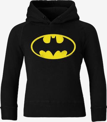 LOGOSHIRT Sweater 'Batman' in Black