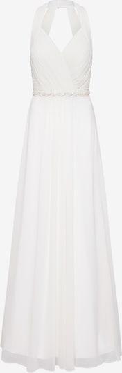STAR NIGHT Robe de soirée en ivoire, Vue avec produit