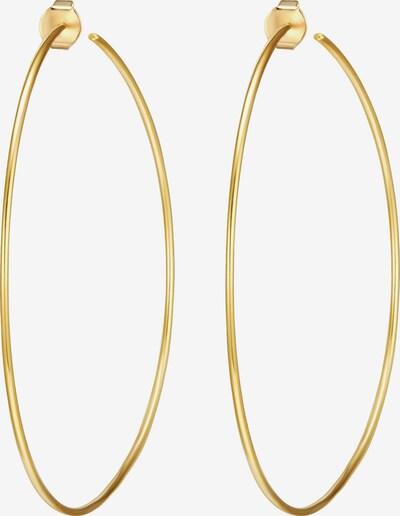 Glanzstücke München Creolen in gold, Produktansicht