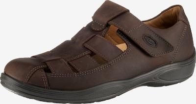 JOMOS Komfort-Sandale 'Ergo-Com' in braun, Produktansicht