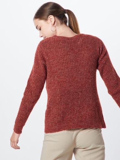 Megztinis 'LOWSA' iš VILA , spalva - raudona: Vaizdas iš galinės pusės