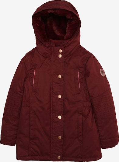 REVIEW FOR KIDS Jacke in braun / bordeaux, Produktansicht