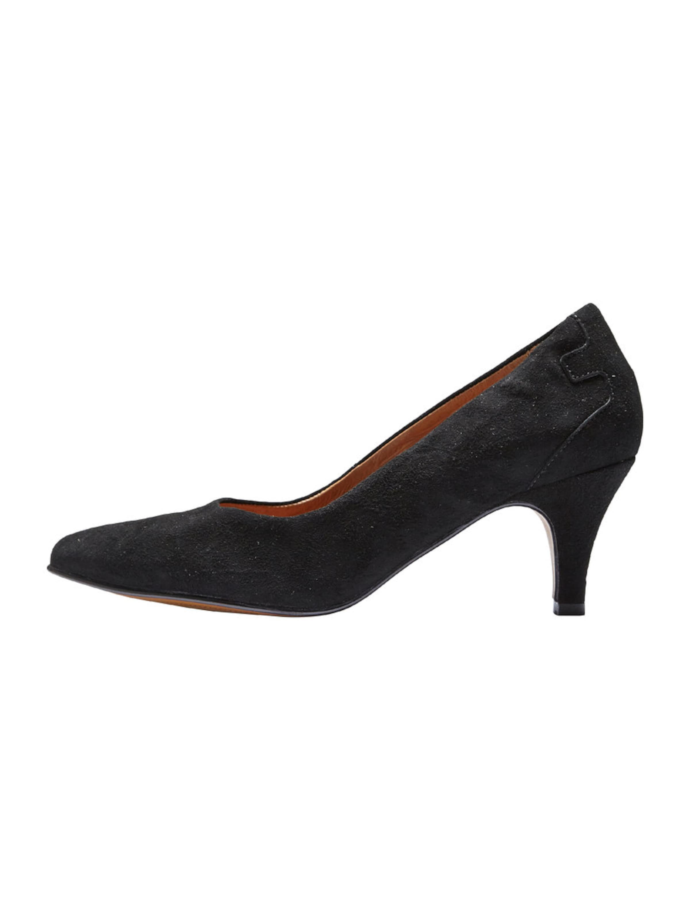 SELECTED FEMME Wildleder-Pumps Eastbay Online UapdcQWI1