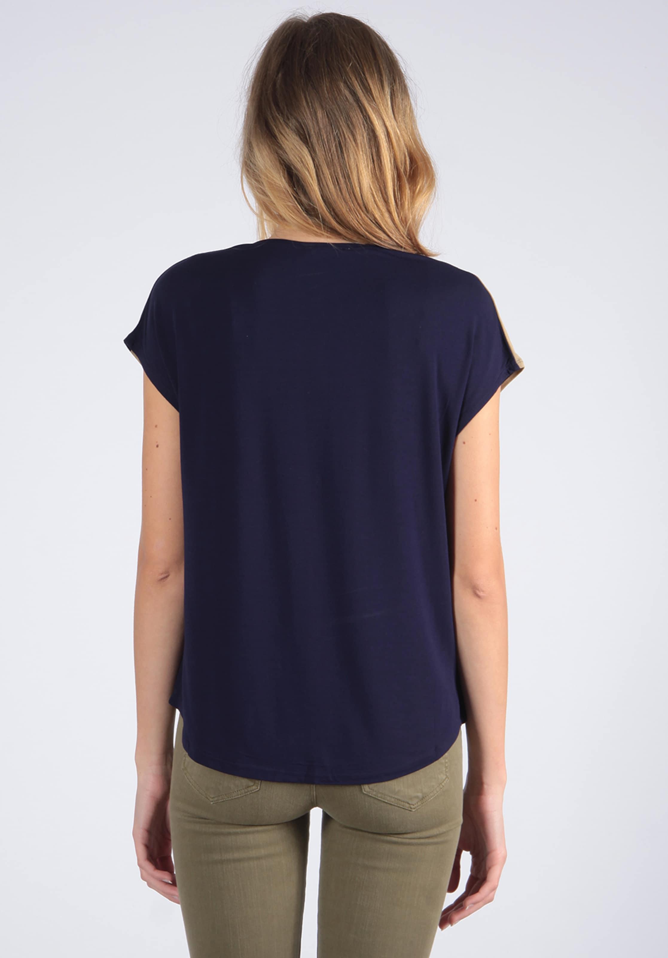 Kaporal 'bouns' Rosa Cranberry shirt In DunkelbeigeDunkelblau T dCorWxBe