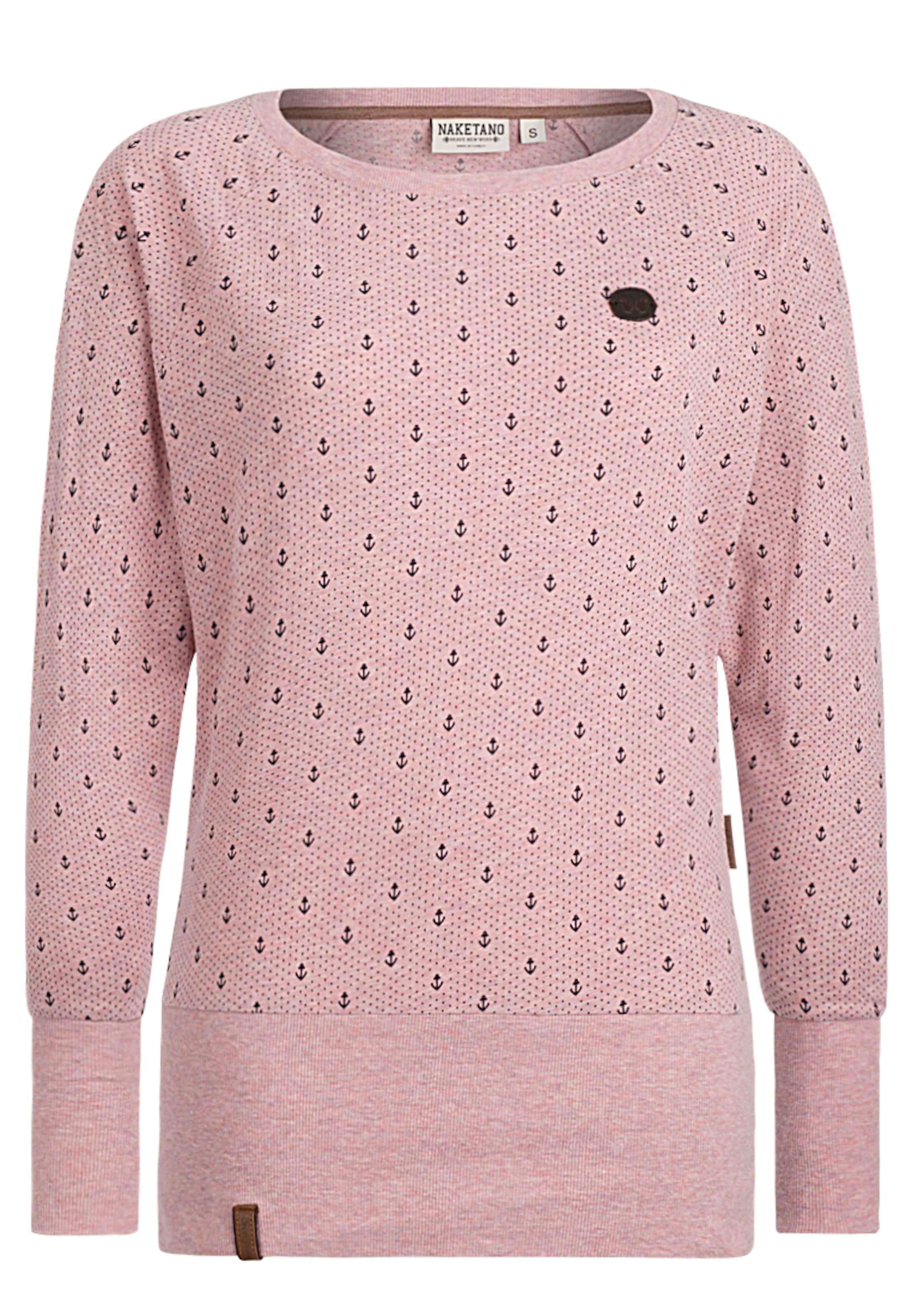 Amazon Günstig Online naketano Sweatshirt Hodenschmerzen Bester Lieferant Steckdose Modische Mode-Stil Günstig Online c0LDh6h
