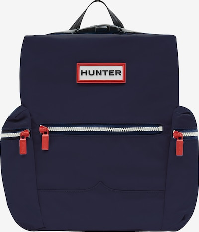 HUNTER Rucksack  'ORIGINAL TOPCLIP MINI' in navy, Produktansicht
