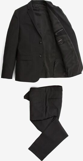 Calvin Klein Anzug aus Stretch-Schurwolle 'TAD-B/PACE-B' in schwarz, Produktansicht
