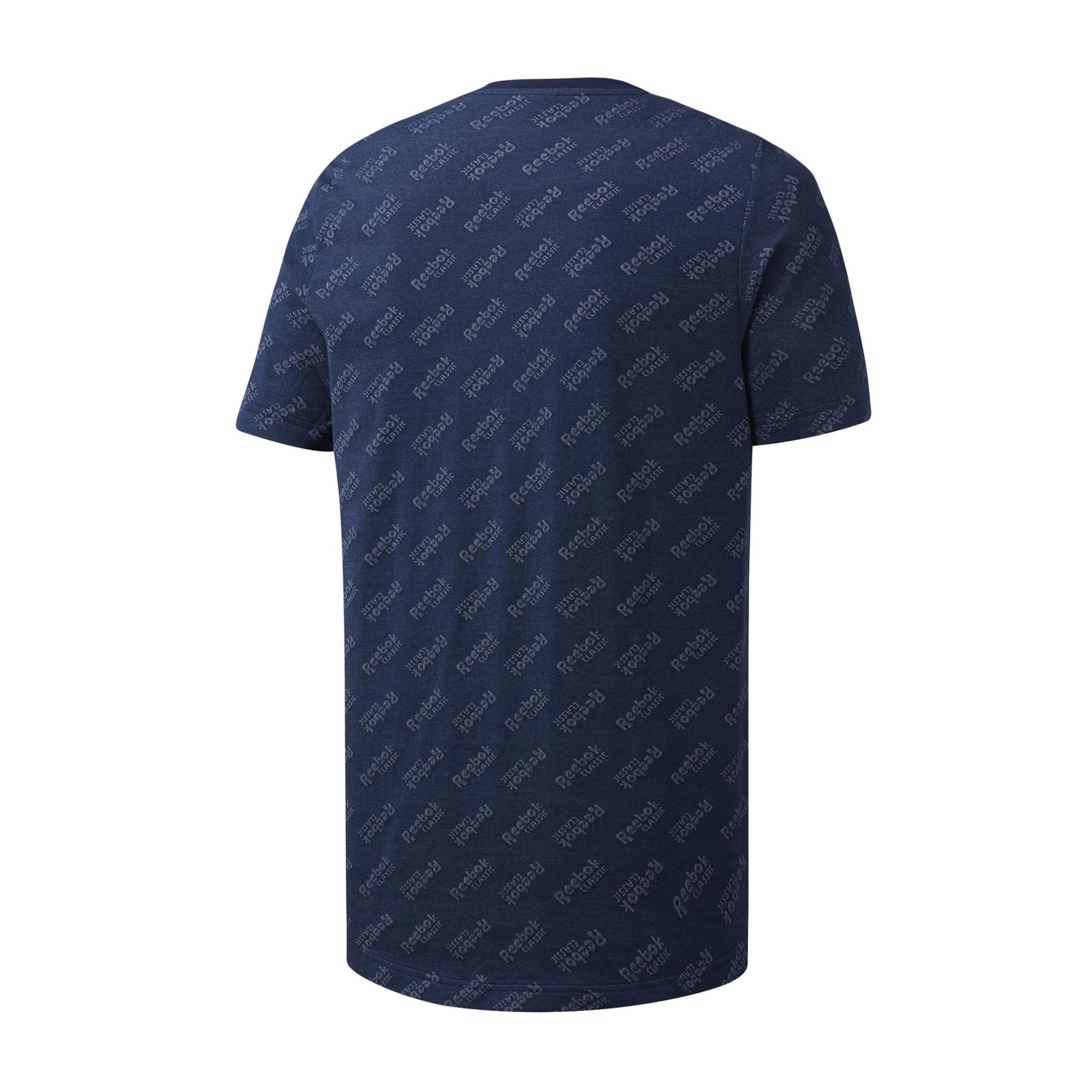 'classics' shirt Reebok T In Classic Blau QxreCBodW