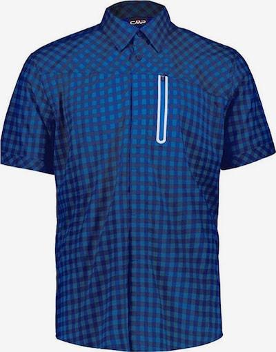 CMP Hemd in blau / nachtblau, Produktansicht
