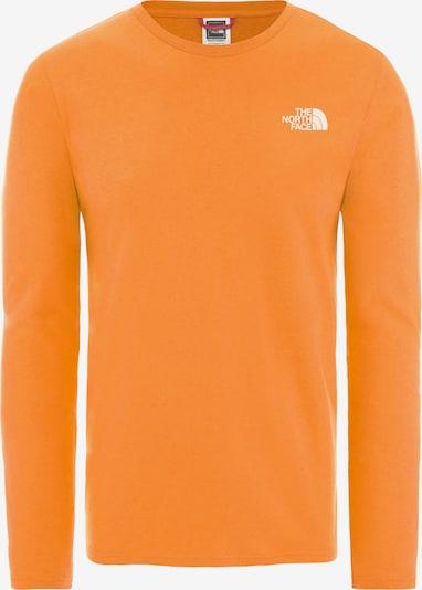 THE NORTH FACE Longsleeve ' Easy ' in orange, Produktansicht